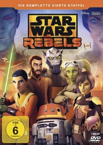 Star Wars Rebels - Staffel 04 (DVD)