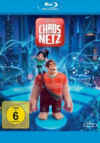 Chaos im Netz (Blu-ray)