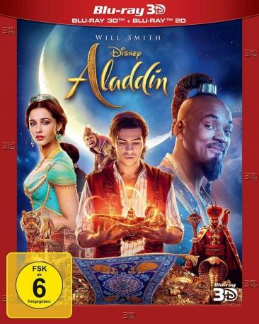 Aladdin - Live-Action / Blu-ray 3D + 2D (Blu-ray)
