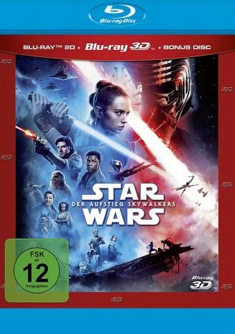 Star Wars: Episode IX - Der Aufstieg Skywalkers - Blu-ray 3D + 2D + Bonus-Disc (Blu-ray)