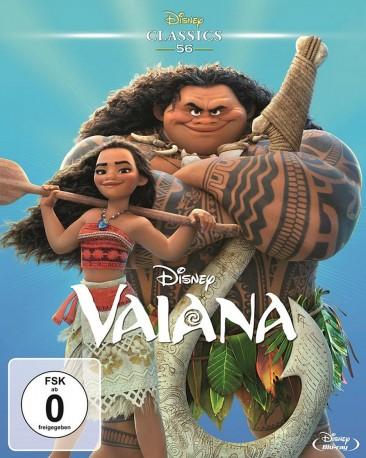 Vaiana - Disney Classics (Blu-ray)
