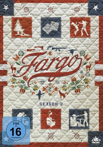 Fargo - Staffel 02 (DVD)