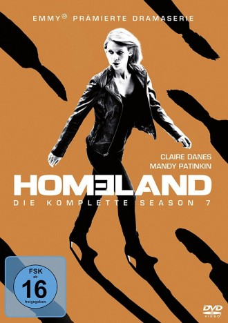 Homeland - Staffel 07 (DVD)