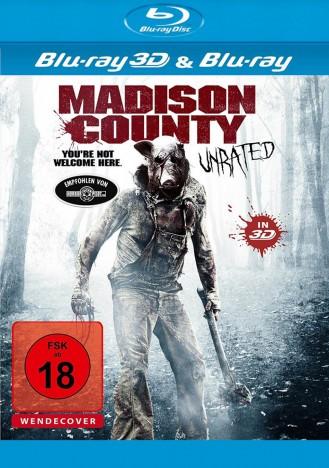 Madison County - Blu-ray 3D (Blu-ray)