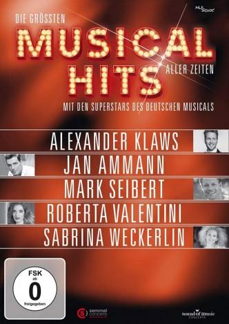 Die grössten Musicalhits aller Zeiten (DVD)