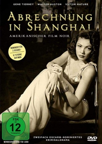 Abrechnung in Shanghai (DVD)