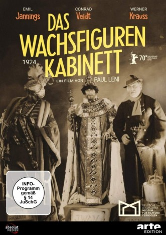 Das Wachsfigurenkabinett (DVD)