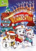 Paw Patrol Die Paw Patrol Rettet Weihnachten Dvd