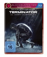 Terminator 1 + Terminator 2 - Tag der Abrechnung - Special Extended Edition / Digital Remastered (Blu-ray)