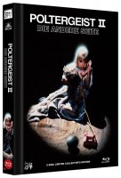Poltergeist II + III - Limited Collector's Edition / Cover A Set (Blu-ray)