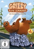 Grizzy & die Lemminge - Staffel 1+2 im Set (DVD)