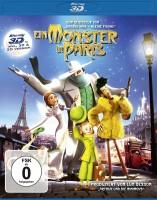 Ein Monster in Paris - Blu-ray 3D + 2D (Blu-ray)