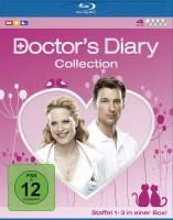 Doctor's Diary - Männer sind die beste Medizin - Collection / Staffel 1-3 (Blu-ray)