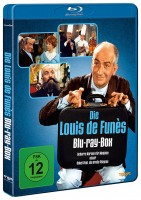 Die Louis de Funès Blu-ray Box (Blu-ray)