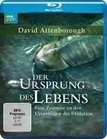 Der Ursprung des Lebens - Eine Zeitreise zu den Anfängen der Evolution mit David Attenborough - Amaray (Blu-ray)