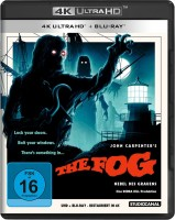 The Fog - Nebel des Grauens - 4K Ultra HD Blu-ray + Blu-ray (4K Ultra HD)