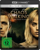 Chaos Walking - 4K Ultra HD Blu-ray + Blu-ray (4K Ultra HD)
