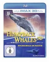 Humpback Whales - Buckelwale im Pazifik - Blu-ray 3D + 2D (Blu-ray)