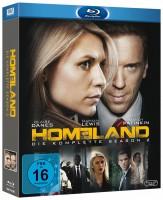 Homeland - Staffel 02 (Blu-ray)
