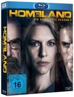 Homeland - Staffel 03 (Blu-ray)