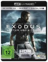 Exodus: Götter und Könige - 4K Ultra HD Blu-ray + Blu-ray (Ultra HD Blu-ray)