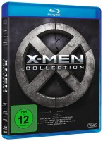 X-Men - 1-6 Collection (Blu-ray)