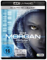 Das Morgan Projekt - 4K Ultra HD Blu-ray + Blu-ray (Ultra HD Blu-ray)