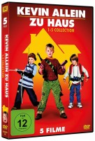 Kevin allein zu Haus - 1-5 Collection (DVD)