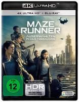 Maze Runner: Die Auserwählten in der Todeszone - 4K Ultra HD Blu-ray + Blu-ray (4K Ultra HD)