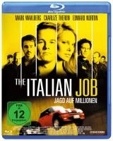 The Italian Job - Jagd auf Millionen (Blu-ray)