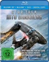 Star Trek - Into Darkness 3D - Blu-ray 3D + 2D + DVD (Blu-ray)