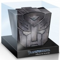 Transformers 1-3 - Limited Autobot Blu-ray Collection / exklusiv bei Media-Dealer.de (Blu-ray)