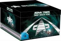 Star Trek - Deep Space Nine - Complete Boxset / 2. Auflage (DVD)