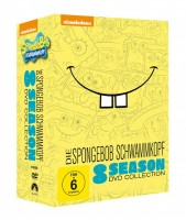 SpongeBob Schwammkopf - 8 Season DVD Collection (DVD)