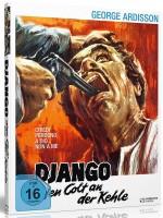 Django - Den Colt an der Kehle - Mediabook / Cover B (Blu-ray)