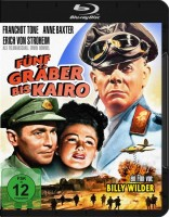Fünf Gräber bis Kairo (Blu-ray)