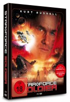 Star Force Soldier - Mediabook / Cover A (Blu-ray)