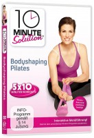 10 Minute Solution - Bodyshaping Pilates (DVD)