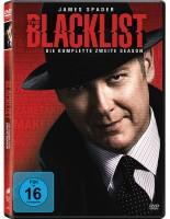 The Blacklist - Staffel 02 (DVD)