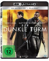 Der dunkle Turm - 4K Ultra HD Blu-ray + Blu-ray (4K Ultra HD)