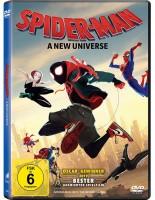 Spider-Man: A New Universe (DVD)