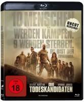 Die Todeskandidaten - Uncut Kinofassung (Blu-ray)