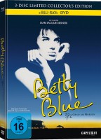 Betty Blue - 37,2 Grad am Morgen - Limited Collector's Edition (Blu-ray)