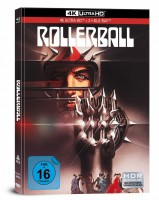 Rollerball - Limited Collector's Edition / 4K Ultra HD Blu-ray + Blu-ray (4K Ultra HD)