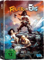 Feuer und Eis - Limited Collector's Edition im VHS-Design (Blu-ray)