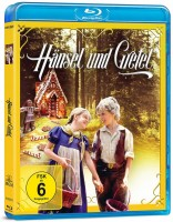 Hänsel und Gretel (Blu-ray)