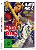 Moby Dick - Limited Collector's Edition / Mediabook (Blu-ray)
