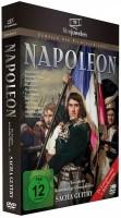 Napoleon - Das legendäre Drei-Stunden-Epos / TV-Langfassung + Kinofassung (DVD)
