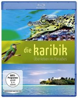 Die Karibik - Überleben im Paradies (Blu-ray)