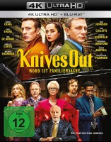 Knives Out - Mord ist Familensache - 4K Ultra HD Blu-ray + Blu-ray (4K Ultra HD)